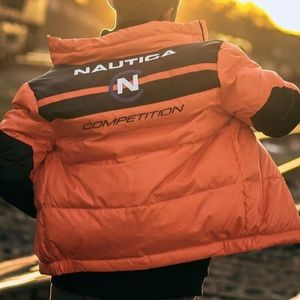 Nautica Competition Urban Outfitters Down Jacket